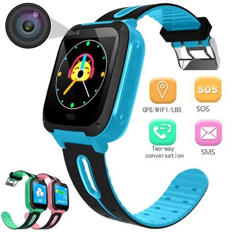 Bērnu skatīties GPS smart tālrunis pulksteņi peldēšana ...