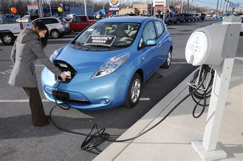 Californians' Purchases Of Plug-in Electric Cars Top