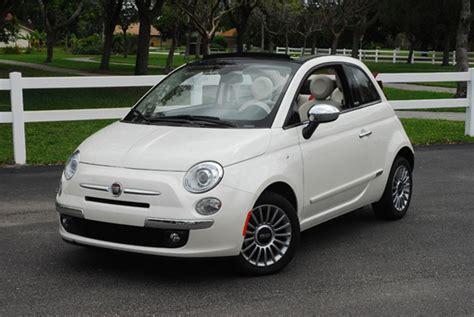 2012 Fiat 500c Lounge by 2012 Fiat 500c Lounge Cabriolet Mini Competition With