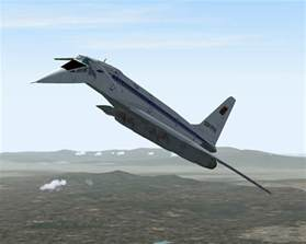 Tupolev Tu-144 Crash deviantART