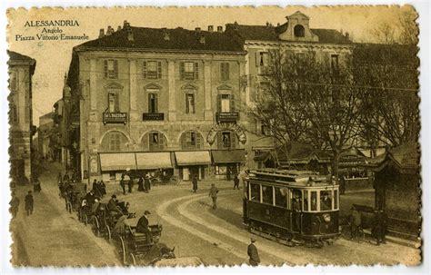 dispensario pavia i tram di alessandria il tram in piazza della libert 224
