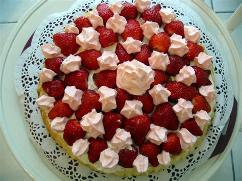 g 226 teau aux fraises fa 231 on tarte lesplatsdepat