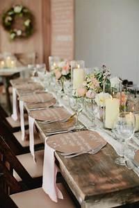 Deco De Table Champetre : table champetre mariage zenika ~ Melissatoandfro.com Idées de Décoration