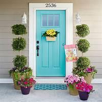 front door decorating ideas Front Door Decorations