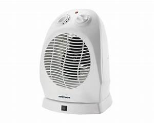 Oscilating Fan Heater