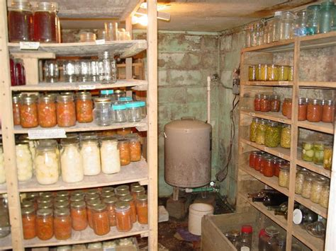 jar kitchen storage root cellar need to do this my house homestead y 7395