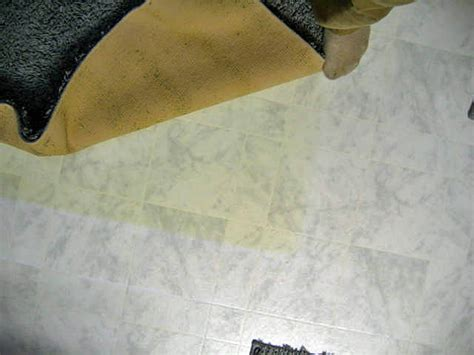 vinyl flooring yellow discoloration floorworks inspection services gallery of vinyl flooring