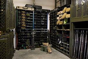 Weapons Storage for Anti-Terrorism Armory at Camp LeJeune