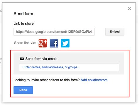 Email Google Form Daily Coding Forest