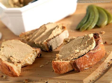 recette de cuisine lapin mousse de foie de volaille fiche recette avec photos