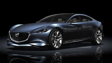 Mazda Electric Car Planned For 2019