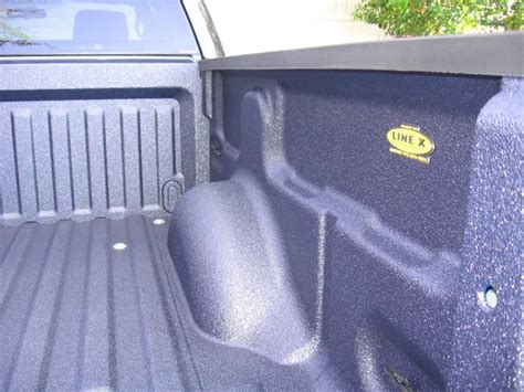 Linex Bed Liners by Line X Vs Rhino Lining Vs Gator Lining F150online Forums