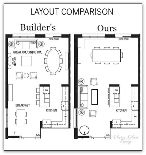 open layout house plans house inspirations for transitional living room