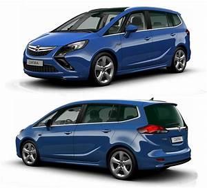 Moteur Opel Zafira : opel zafira tourer il passe au moteur 195 ch blog automobile ~ Medecine-chirurgie-esthetiques.com Avis de Voitures