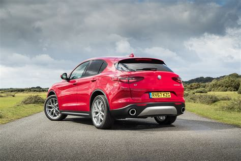 The Alfa Romeo Stelvio  Press  Fiat Group Automobiles Press