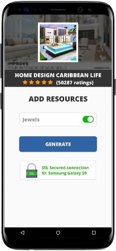 home design caribbean life mod apk unlimited jewels