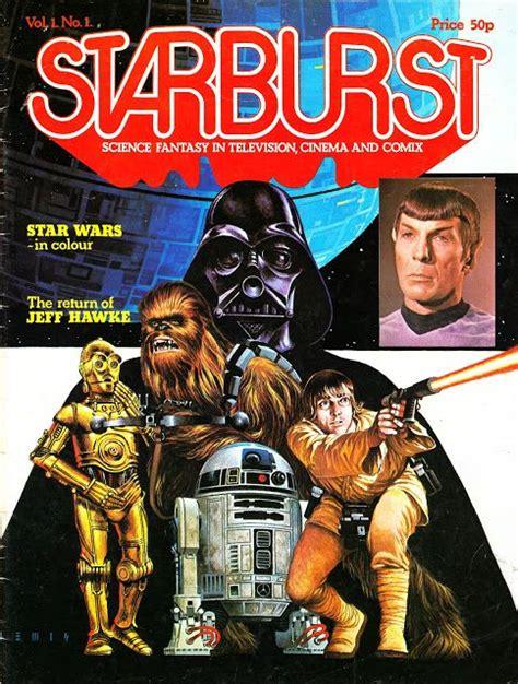 STARLOGGED - GEEK MEDIA AGAIN: February 2012