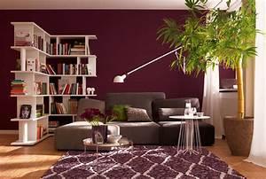 Schöner Wohnen Farbe : trendfarbe lounge sch ner wohnen farbe ~ Sanjose-hotels-ca.com Haus und Dekorationen