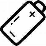Icon Battery Svg Quantity Electric Outline Onlinewebfonts