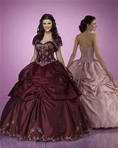 gorgeous wedding dress gorgeous burgundy wedding dresses With burgundy dress for wedding