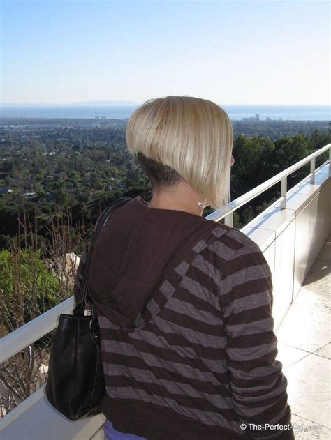 Pin by David Connelly on Bleach Blonde Hair w/Dark Nape 1