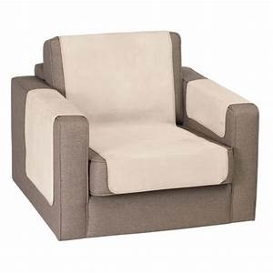 protection antiglisse fauteuil et canape blancheporte With nettoyage tapis avec canape cleo