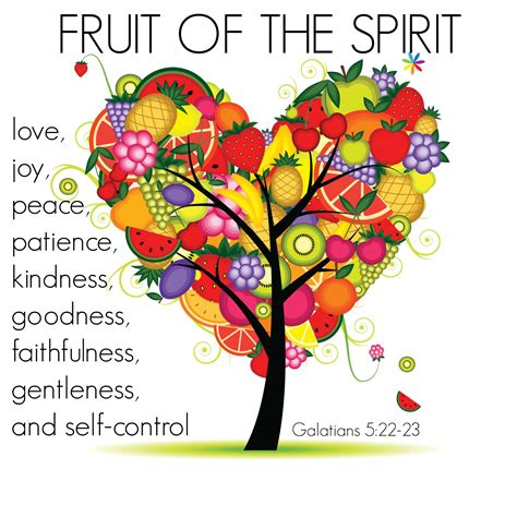 a fruitful spirit the fruit of the spirit lines precepts