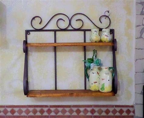 mensole ferro battuto 17 best images about mensole fioriere porta porta piantine