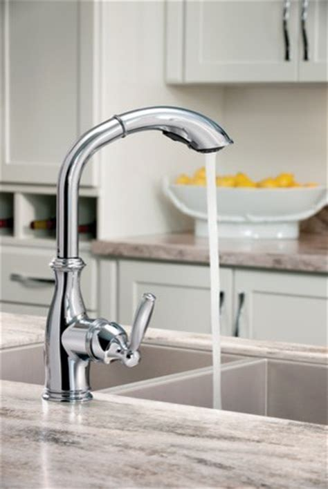 moen brantford kitchen faucet chrome moen brantford chrome one handle high arc pullout kitchen