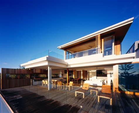 Interior And Exterior Design Of Peregian Beach House In