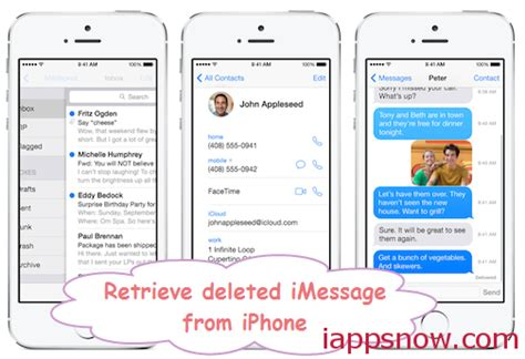 how to get back deleted photos on iphone quickly recover deleted text imessages on iphone 5 with