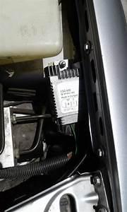 Auxiliary Fan Control Unit Module