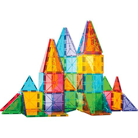 magna tiles clearance magna tiles clear colors 100 pc play matters toys