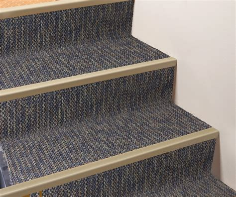 stick  carpet  stairs stair tread rugs ideas