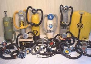 Vintage Scuba Diving Gear Rental and Bulk Sales