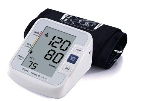 Digital Blood Pressure Monitor Working Principle