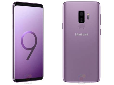 samsung galaxy s9 and s9 plus european prices leaked but they re