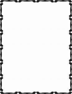 Simple clip art borders clipart collection