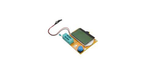steker kabel 1 5 meter lubang 4 lcr t4 12864lcd esr scr meter transistor tester toko