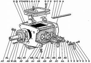Land Cruiser 3 Speed Transmission 1958