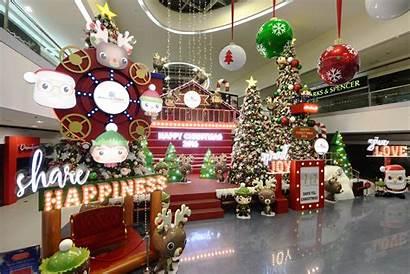 Christmas Sm Moa Philippines Vm Central Wonderland