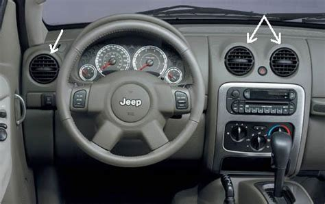 auto air conditioning service 2011 jeep liberty instrument cluster liberty dash vent libertydashvent
