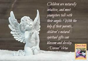 Angels & Children - 8 Angel Messages For Children From ...
