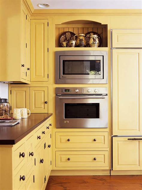 yellow and brown kitchen ideas yellow kitchen design ideas yellow kitchen designs
