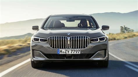 Bmw Has Facelifted The 7 Series For