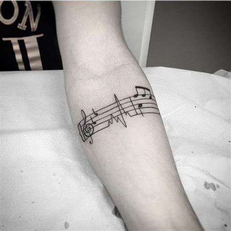 tatuajes  notas musicales tatuajes  mujeres  hombres