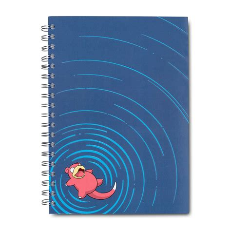 Akhwat Spiral Notebook slowpoke notebook spiral notebook pok 233 mon center