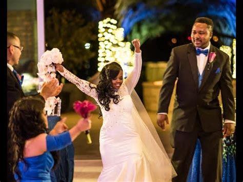 Monie Little Women of Atlanta Gets Married