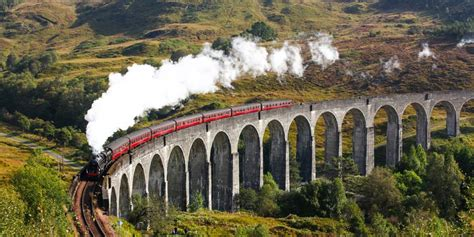 scotland rail holidays escorted tours trips great