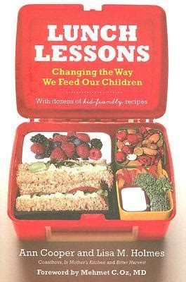 lunch lessons changing    feed  children